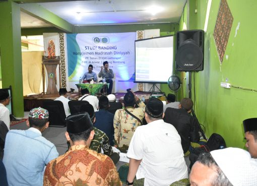 Studi Banding Sunan Drajat Datangi Al Anwar 3