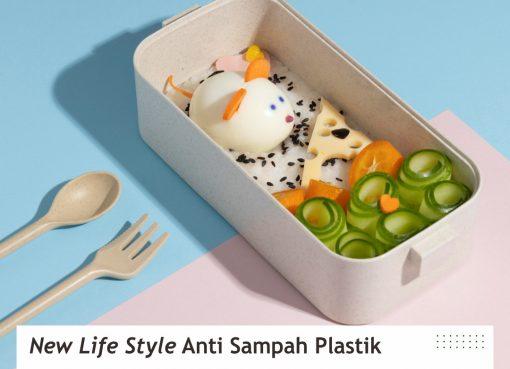 New LIfe Style Anti Sampah Plastik